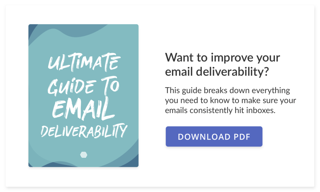 Hive's Ultimate Guide to Email Deliverability