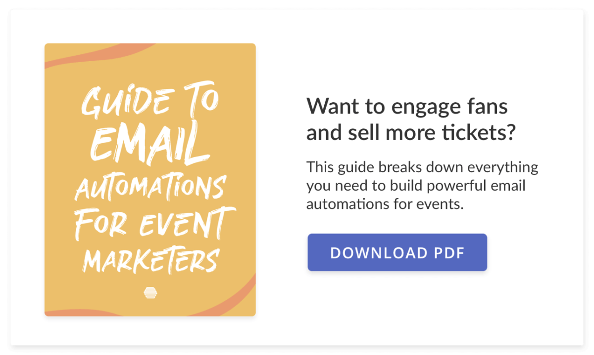 2019 Guide to Email Automation for Event Marketers
