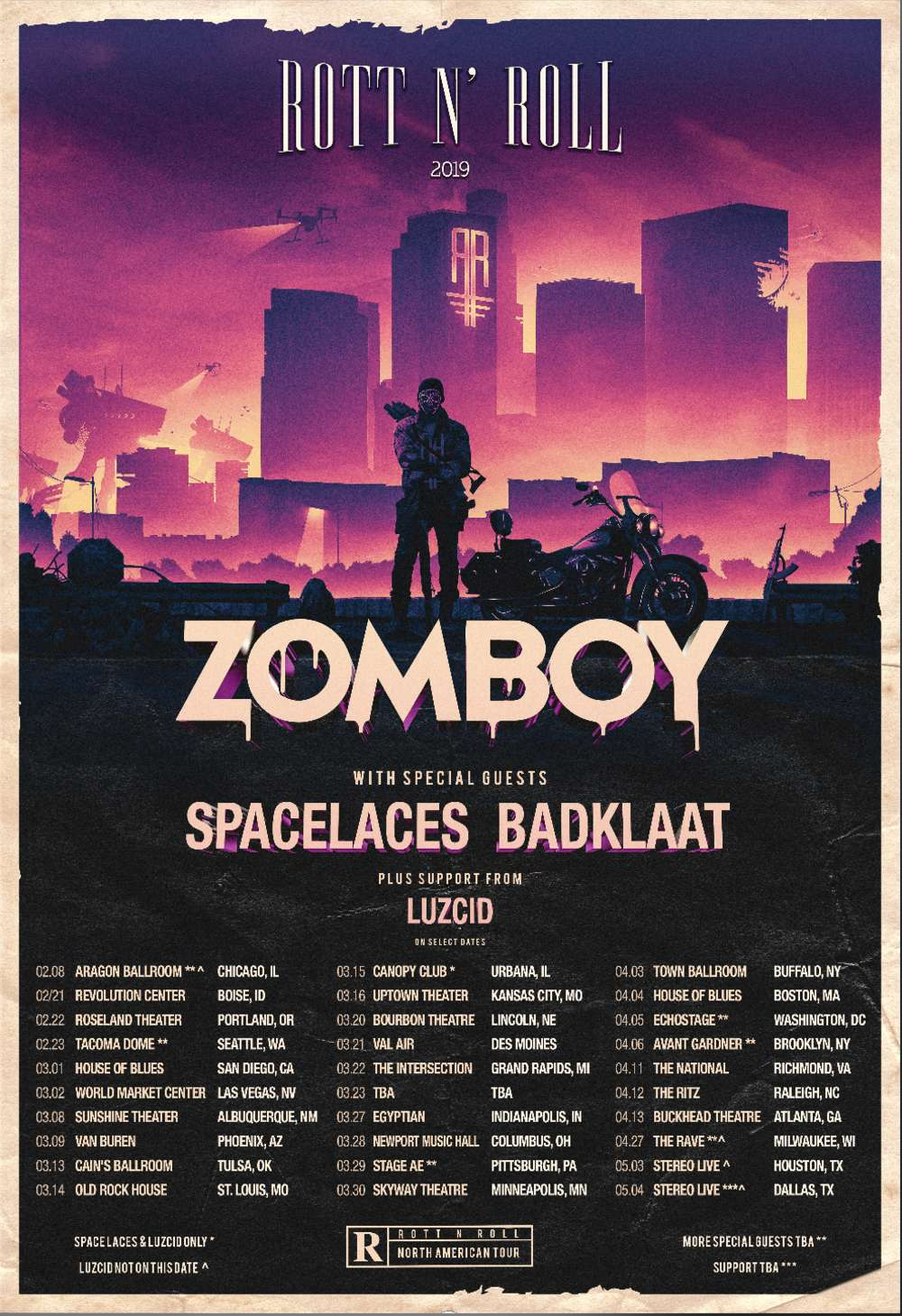TICKET GIVEAWAY - CHICAGO